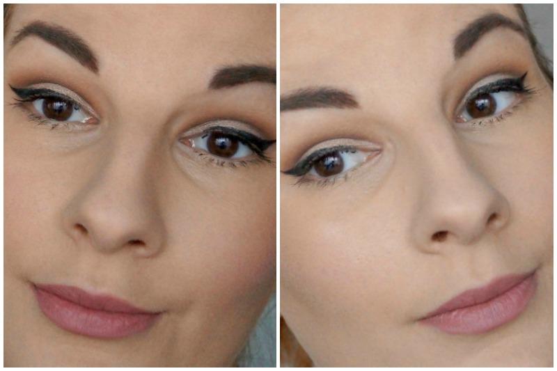 FOTD Cut Crease, Eyeliner und Glow