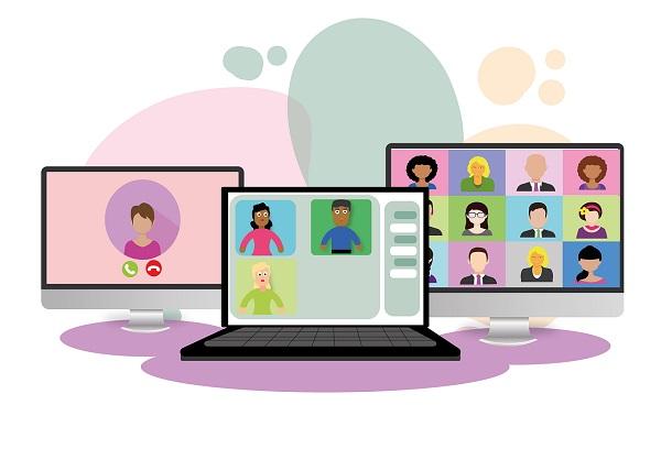 Zoom dan Google Meet sebagai Media Diskusi Dua Arah