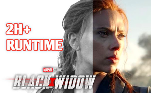 Marvel's Black Widow will 2 hours long runtime reportedly