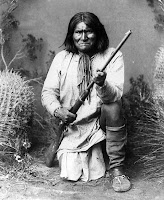 geronimo with rifle