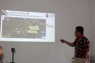 Telkom Siap Bantu Pencegahan Karhutla di Jambi