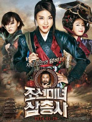 Nữ Thợ Săn Tiền Thưởng - The Huntresses (2014)