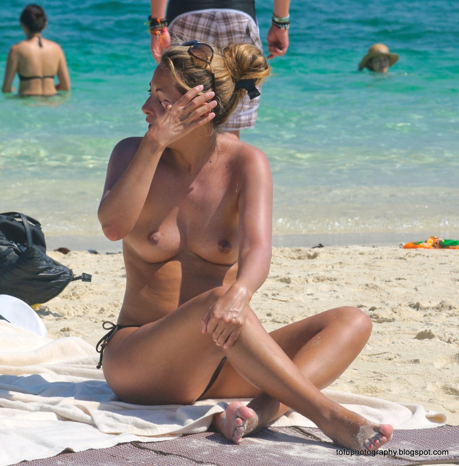 Stunning Naked Sunbather 76
