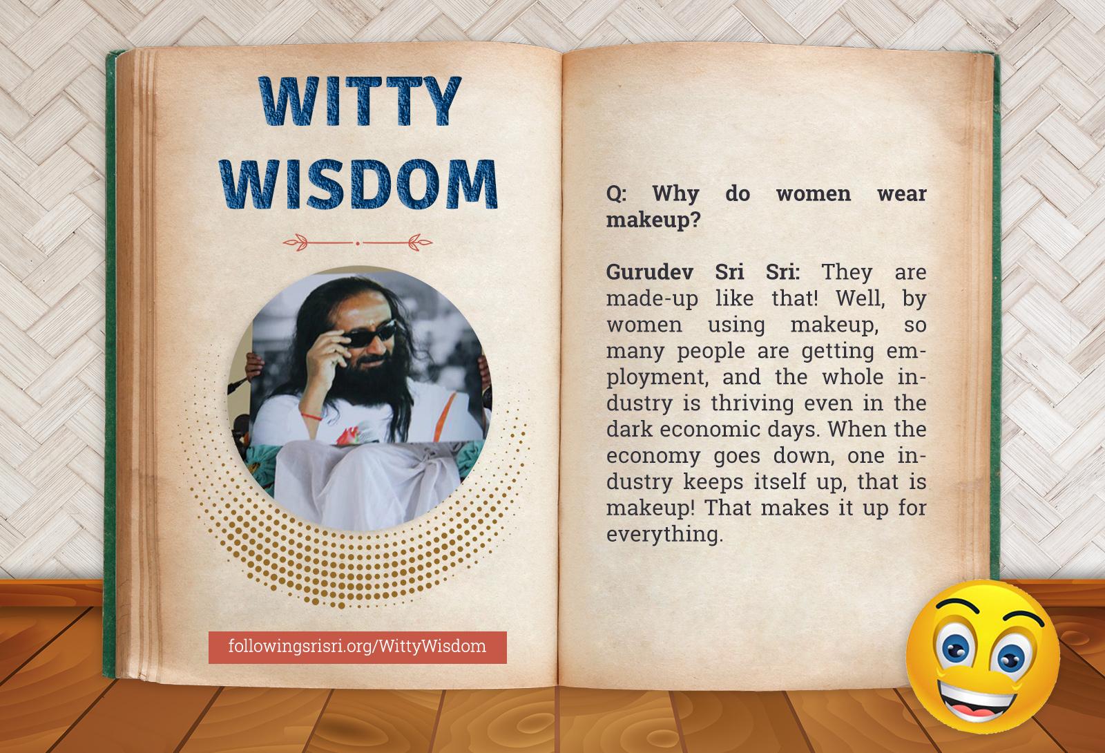 Makeup | Witty Wisdom