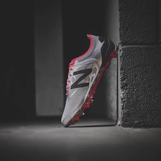55fb3e3d8 The New Balance Furon 3.0 Flare soccer cleats will be available in limited  quantities globally from 6th October 2017.