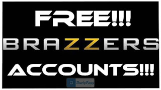 Brazzers free accounts and new porn passwords codes