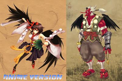 Legenda Tengu ni Naru