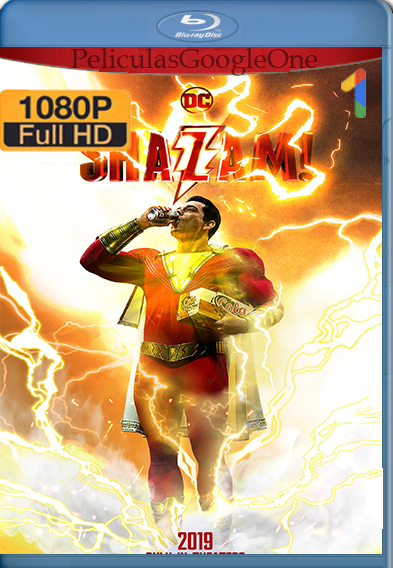 ¡Shazam! (2019) [1080p BDrip] [Latino-Ingles] [GoogleDrive] Falcony