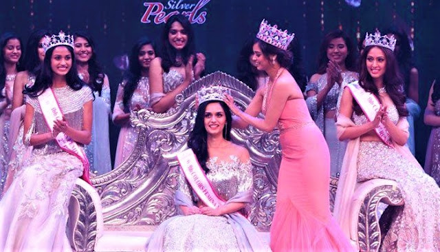 Femina Miss India World 2017 winner Manushi Chhillar