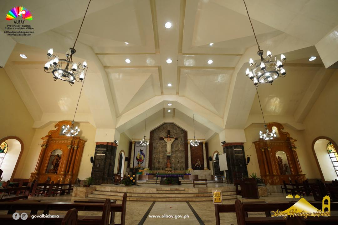 t. Michael the Archangel Church of Oas