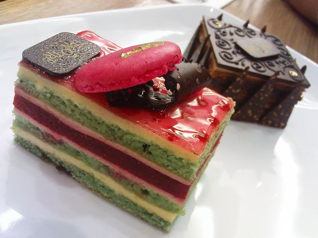 Best Opera Cake