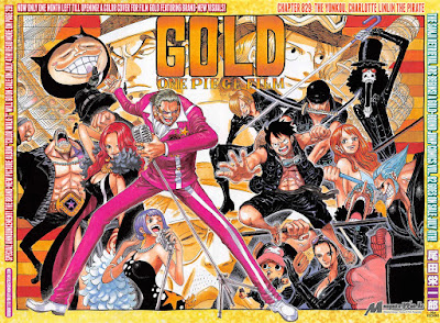 Cover One Piece 829
