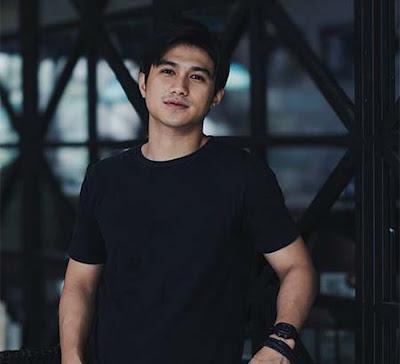 Lavicky Nicholas pemeran Anggapati di Kembalinya Raden Kian Santang (KRKS)