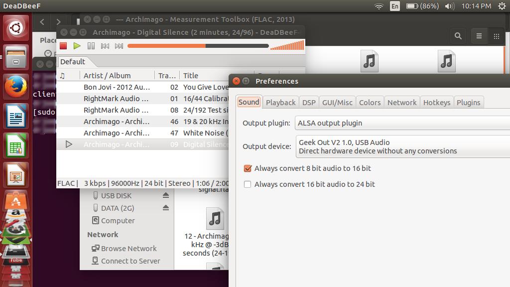 Archimago's Musings: MEASUREMENTS: A Look at Linux Audio (ALSA