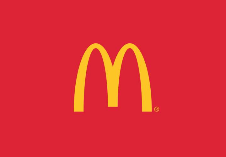 McDonald's Letterform logo