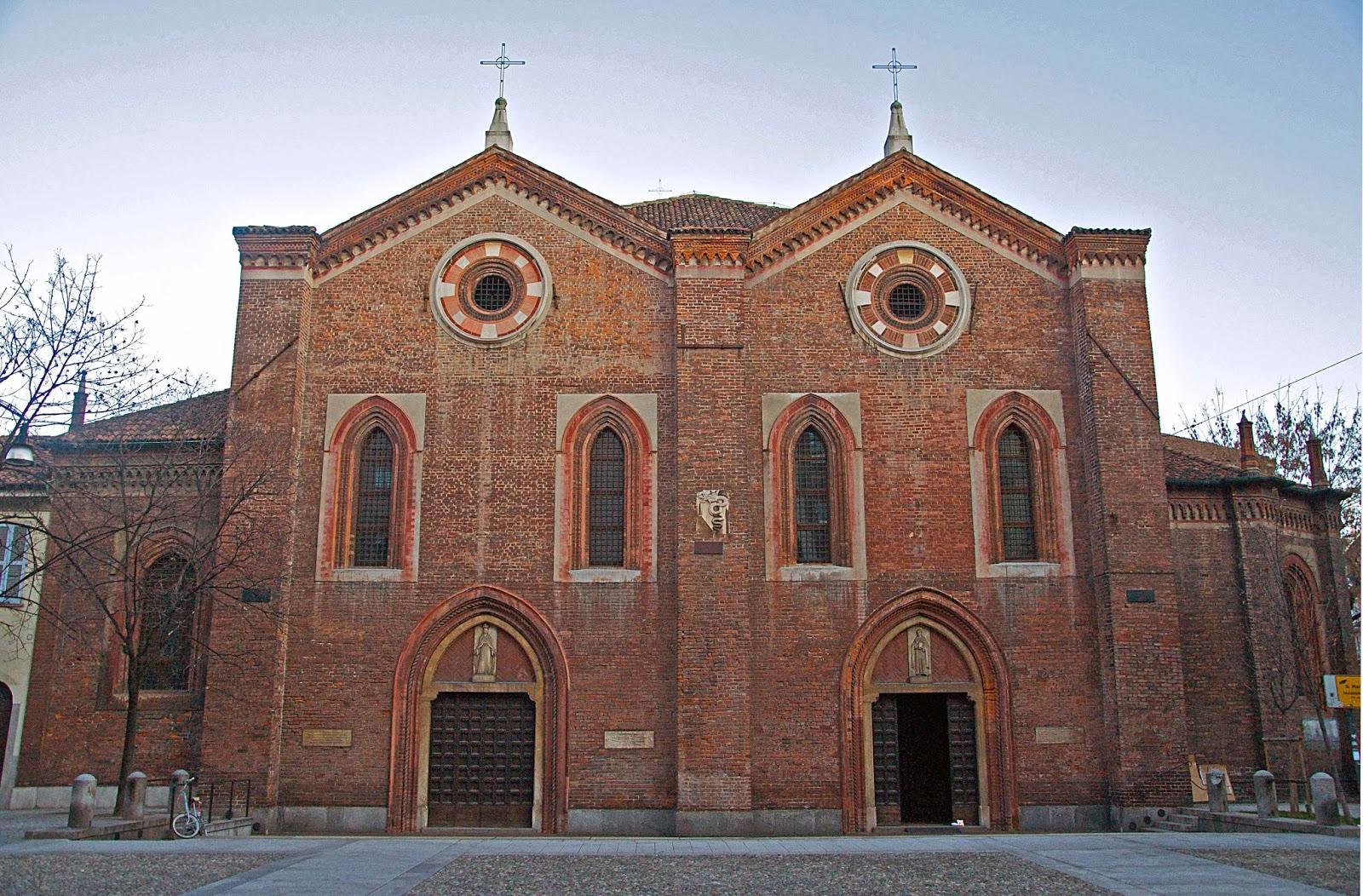 santa maria incoronata chiese doppie cristoforo michele