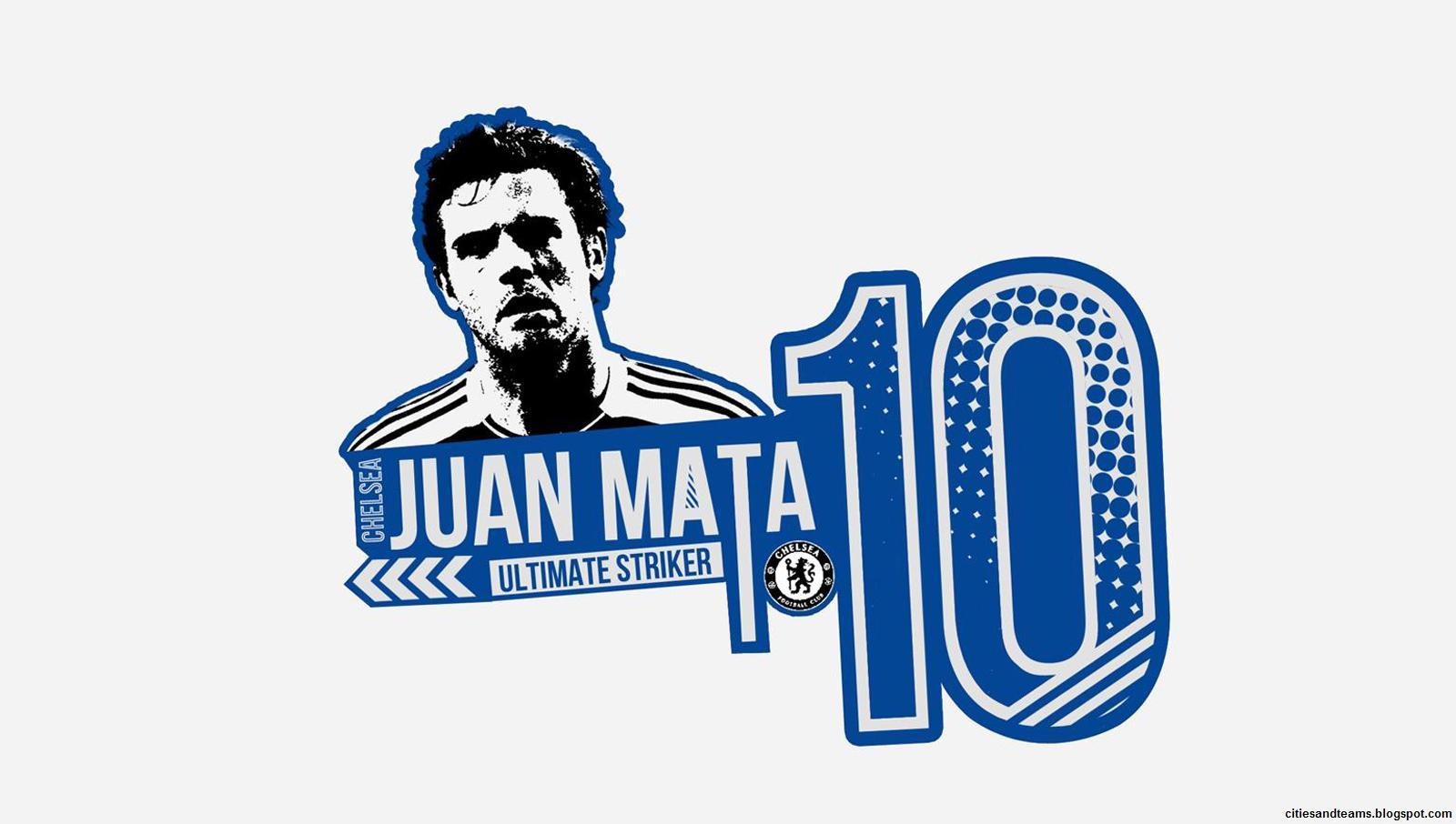 Juan Mata Spanish Creative Spark Chelsea A Touch Of Flair