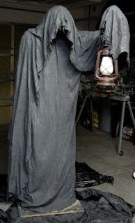 Halloween, Decoración Original