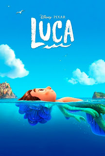 Luca[2021][NTSC/DVDR-Custom HD]Ingles, Español Latino