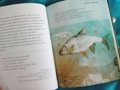 Rybí sliby (Daniela Krolupperová, ilustrace Eva Chupíková, nakladatelství Portál)