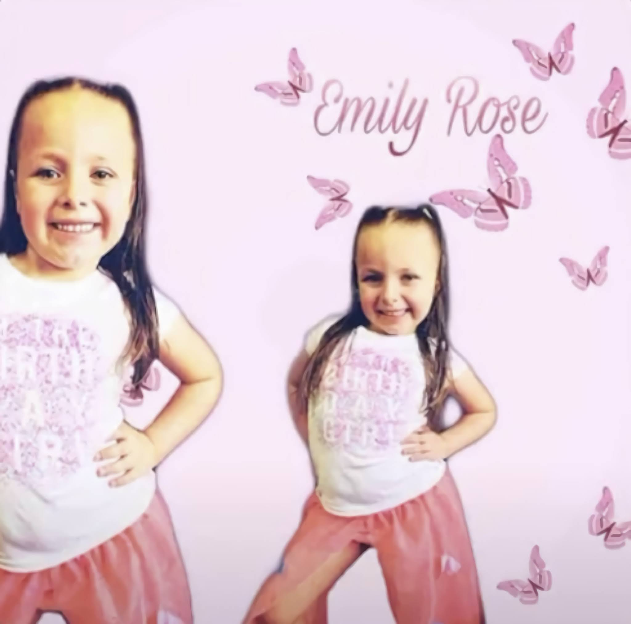 Emily Montes's 'Emily Rose' album cover