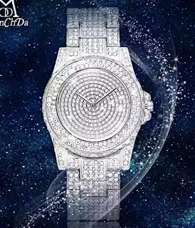 ManChDa Luxury Ladies' Watch