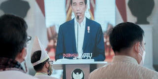 Presiden Jokowi Puji Kopi Khas Sidikalang Yang Sudah Kesohor