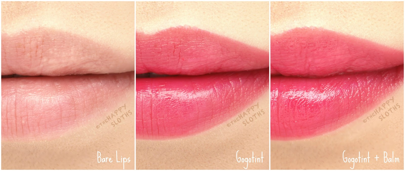 Benefit Gogotint Lip & Cheek Stain: Review and Swatches
