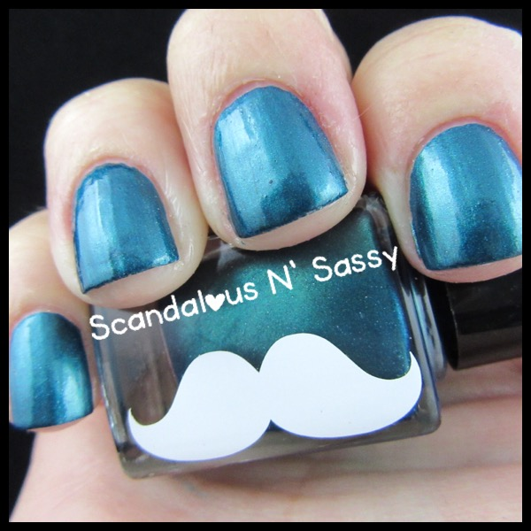 Stached Polish Moria