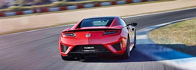 2017 Honda NSX Review