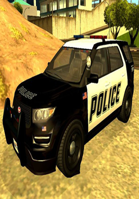 Free Download GTA V Vapid Police Cruiser Utility  Mod for GTA San Andreas.
