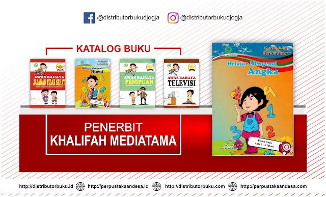 Buku Terbaru Terbitan Penerbit Khalifah Mediatama