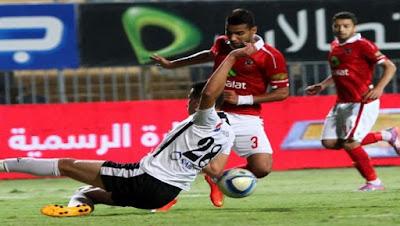موعد مباراة الأهلي وطلائع الجيش ضمن مباريات الدوري المصري 2019