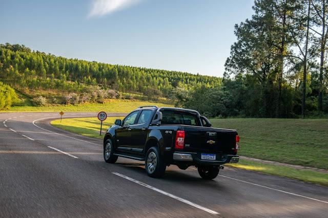 Nova Chevrolet S-10 2021