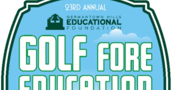 Germantown Hills Educational Foundation 23rd Annual Golf