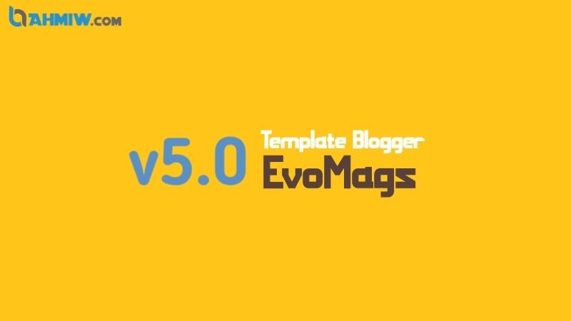 Template EvoMagz V5.0