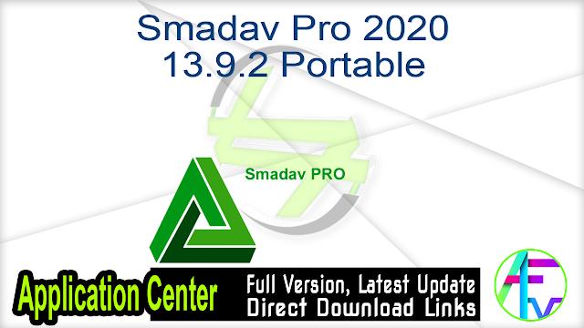 Smadav Pro 2020 13.9.2 Portable