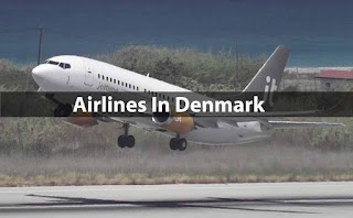 Airlines In Denmark