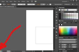 Cara Zoom In dan Zoom Out Aplikasi Adobe Photoshop / Illustrator