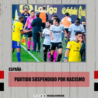 RACISMO EN LA LIGA ESPAÑOLA