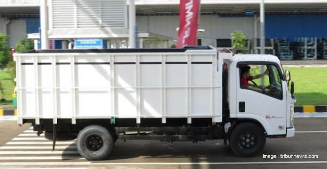 Isuzu Elf NMR 71 - Blog Mas Hendra