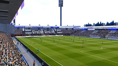 PES 2021 Stadium Merck-Stadion am Böllenfalltor