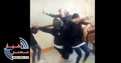 فضيحة رقص طالبات داخل الفصل في مدرسة بدمياط