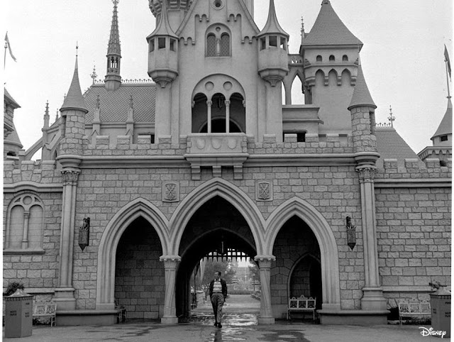 Inspirations for Sleeping Beauty Castle (Disneyland Paris), Disney, DLRP, Imagineer, Walt Disney