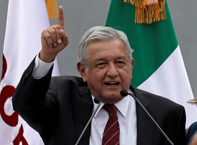 Mexico holds symbolic raffle for unwanted presidential jet