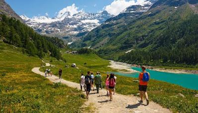 Itinerari in valle d'Aosta - Trave blogger - Viaggi Italia