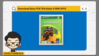 download ebook pdf  buku digital ipa kelas 9 smp/mts