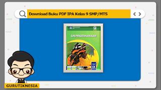 download ebook pdf  buku digital ipa kelas 9 smp/mts