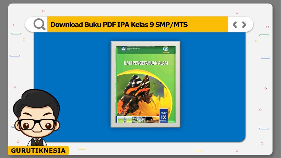 download  buku pdf ipa kelas 9 smp/mts
