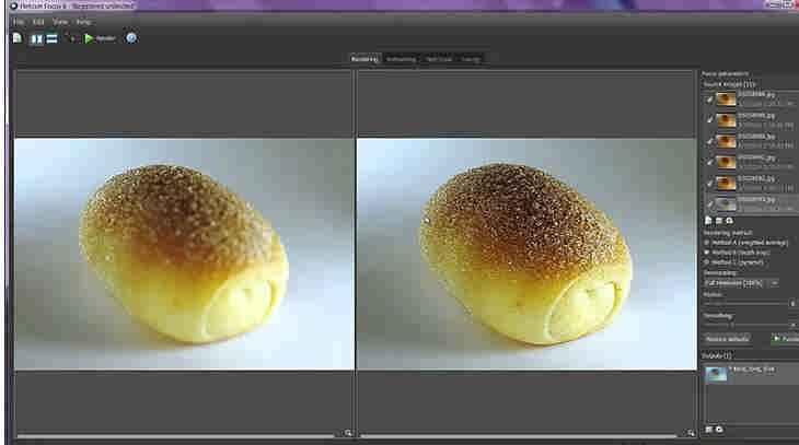 تحميل أفضل برنامج يمكن المصورين من توسيع عمق اللقطات الخاصة بهمHelicon Focus Pro 7.6.1 كامل بالتفعيل